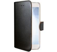 CELLY Wally pouzdro typu kniha pro LG X Power, PU kůže - WALLY612