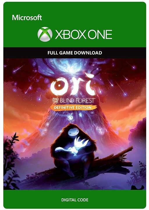 Ori and the Blind Forest: Definitive Edition (Xbox ONE) - elektronicky