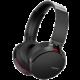 Sony MDR-XB950BT, černá  + Sluchátka SONY MDR-EX15LPB, černá