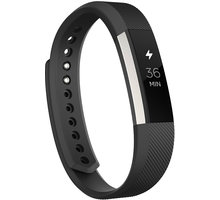 Fitbit Alta, S - černá - FB406BKS-EU
