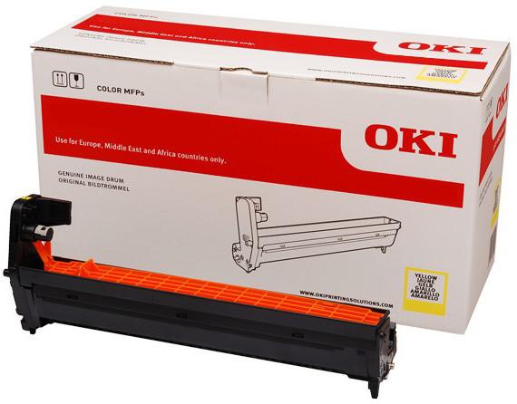 OKI 46507305, (30000 str.), yellow
