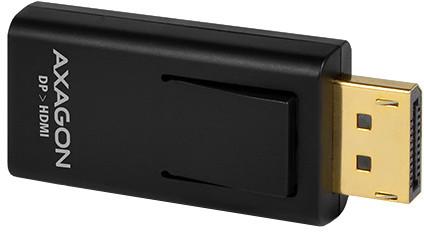AXAGON DisplayPort -> HDMI adaptér, FullHD