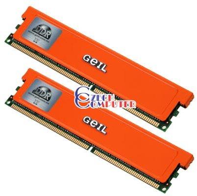 Geil Ultra 2GB (2x1GB) DDR2 667 (GX22GB5300SDC)
