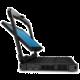 Dell Latitude 12 (7214) Rugged Extreme, černá
