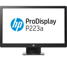 "HP ProDisplay P223a - LED monitor 22"" - X7R62AA"