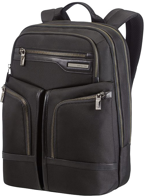 "Samsonite GT Supreme - LAPTOP BACKPACK 15.6"", černo/černá"