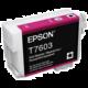 Epson T7603, (25,9ml), vivid magenta