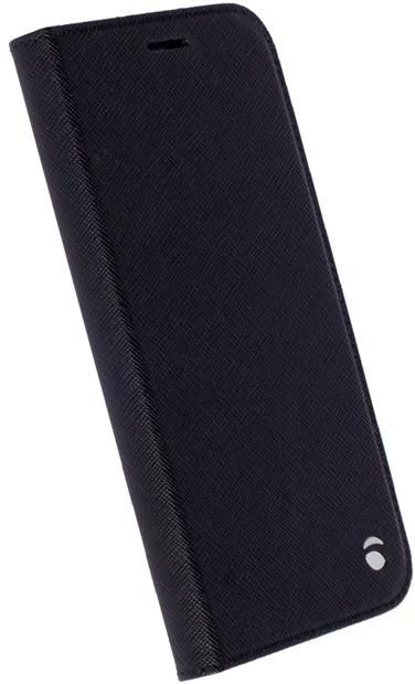 Krusell flipové pouzdro MALMÖ FolioCase pro Samsung Galaxy S7 edge, černá