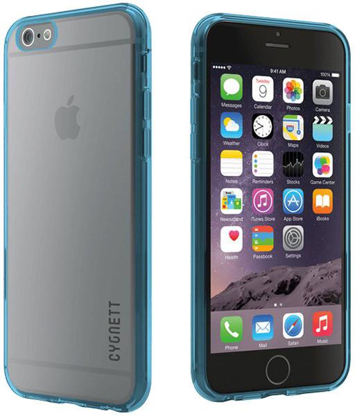 Cygnett AeroShield pouzdro pro iPhone 6 - modrá