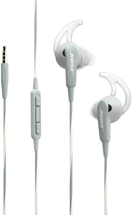 Bose SoundSport, Apple, stříbrná