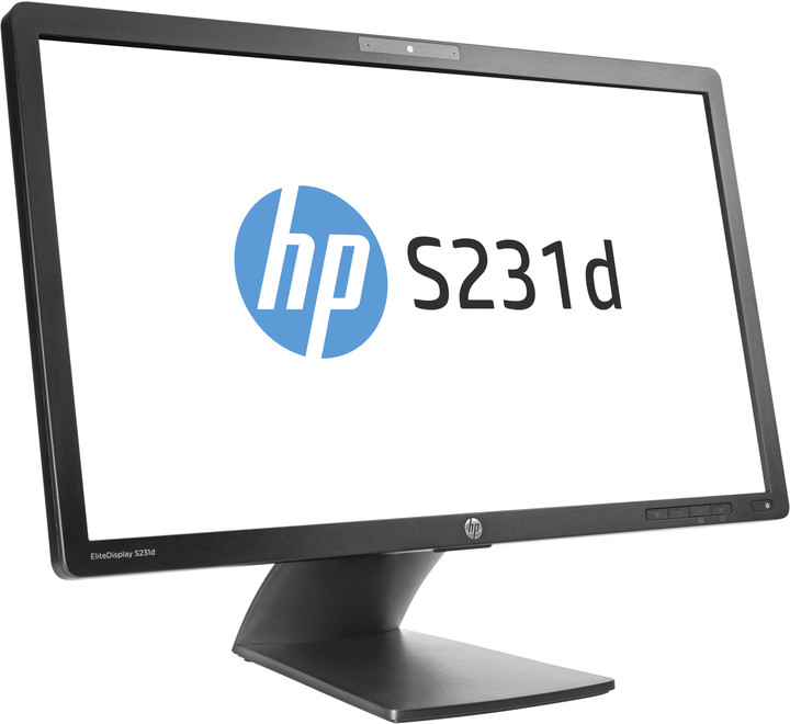 HP EliteDisplay S231d - LED monitor 23""