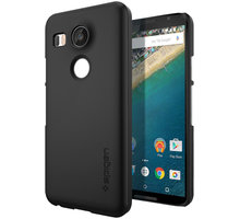 Spigen Thin Fit pouzdro pro Nexus 5X, černá - SGP11756