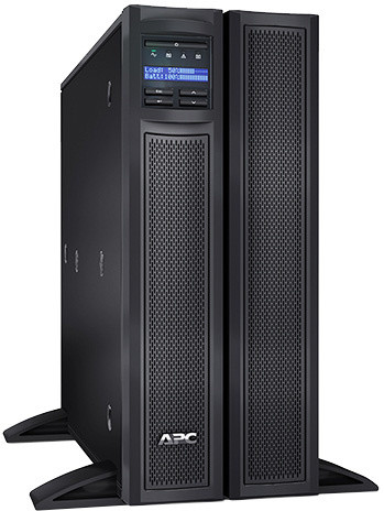 APC Smart-UPS X 2200VA Rack/Tower LCD, 230v, síťová karta, 4U