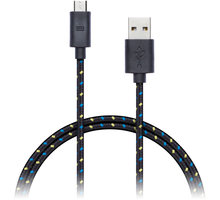 CONNECT IT Wirez Premium micro USB - USB, 1m - CI-953