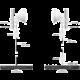 Ubiquiti FiberPoE - Venkovní konvertor Ethernet/Optika + PoE