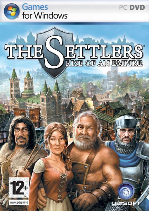 Settlers VI: Vzestup říše GOLD - PC
