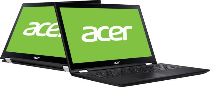 Acer Spin 3 (SP315-51-507Q), černá