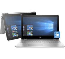 HP Envy x360 15 (15-aq004nc), stříbrná - W6Y72EA