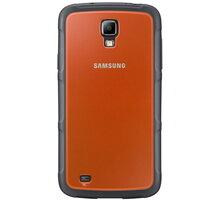 Samsung zadní kryt+ EF-PI929BO pro Galaxy S4 Active, oranžová - EF-PI929BOEGWW