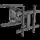 """GoGEN L-Curve držák polohovatelný, pro úhlopříčky 32"""" až 55"""", černá  + Kabel HDMI 1.4 high speed, ethernet, M/M, 1,5m, opletený, pozlacený, černá barva (v hodnotě 299,-)"""