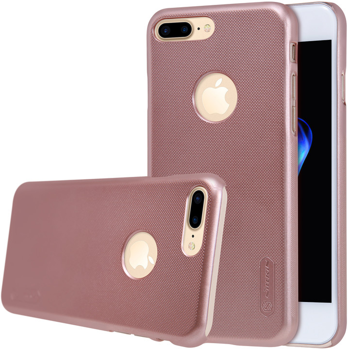 Nillkin Super Frosted Zadní Kryt Rose Gold pro iPhone 7 Plus