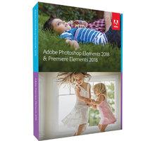 Adobe Photoshop Elements + Premiere Elements 2018 EN - 65281600
