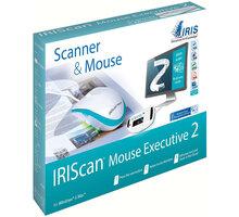 IRIS skener IRISCan Mouse Executive 2 - myš s funkcí skeneru - 458075
