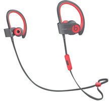 Beats Powerbeats 2, bezdrátová, červená, Active collection - MKPY2ZM/A