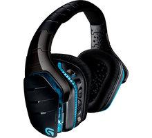 Logitech Gaming Headset G933 Artemis Spectrum, bezdrátová - 981-000599