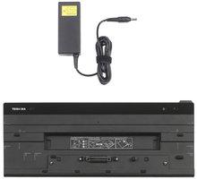 Toshiba OP Dokovací stanice Hi-Speed Port Replicator III 120W (balance block) - PA5116E-2PRP