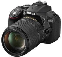 Nikon D5300 + 18-140 VR AF-S DX - VBA370K002
