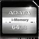 ADATA SDXC přídavná karta pro MacBook Air 13 - 64GB