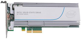 Intel DC P3500, HH, PCIe - 400GB