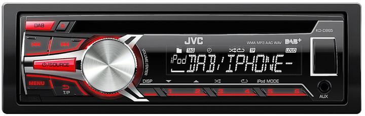 JVC KD-DB65