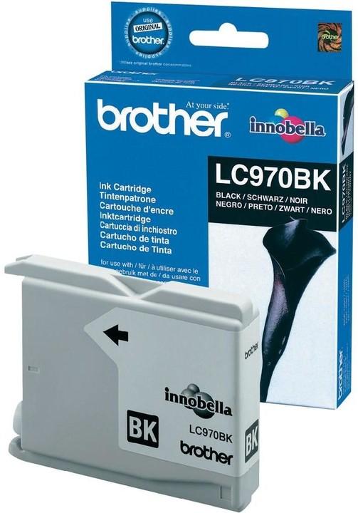 Brother LC-970BK, černá