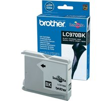 Brother LC-970BK, černá - LC970BK