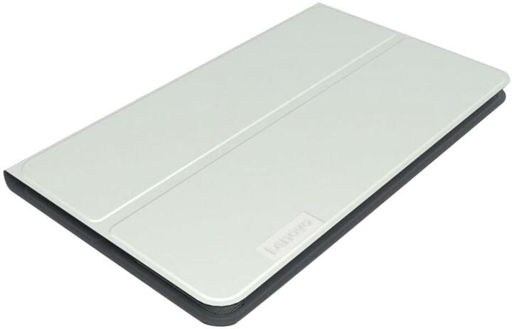 Lenovo TAB4 8 HD Folio Case and Film, šedá