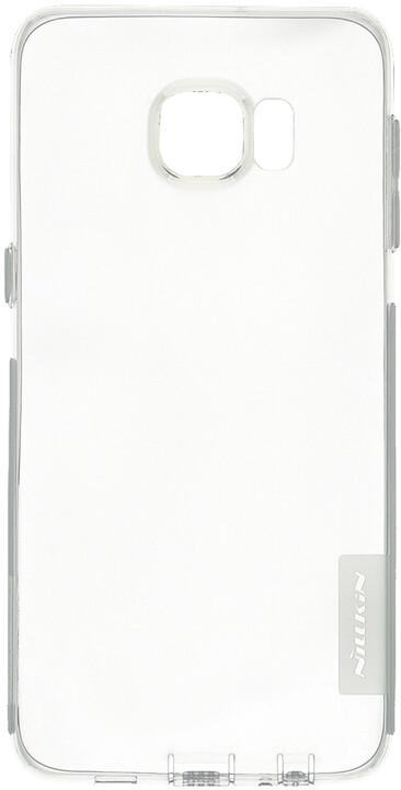 Nillkin Nature TPU pouzdro Transparent pro Samsung G928 Galaxy S6 Edge Plus