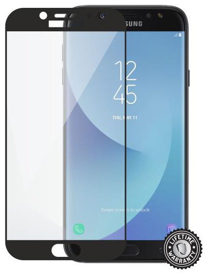 ScreenShield ochrana displeje Tempered Glass pro Samsung J730 Galaxy J7 (2017), černá
