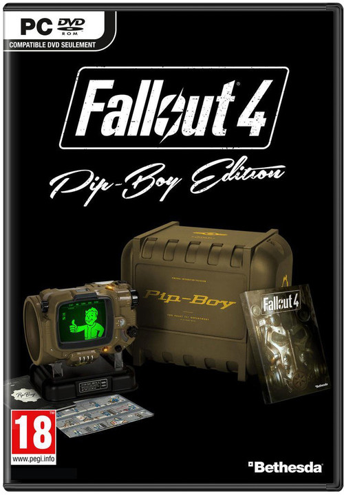 Fallout 4 - Pip-Boy Edition (PC)