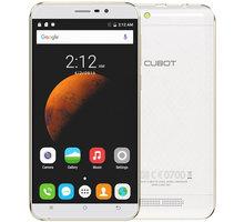 CUBOT Dinosaur - 16GB, bílá - PH2480 + Zdarma SIM karta Relax Mobil s kreditem 250 Kč