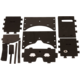 PanoBoard Foam Edition, černý