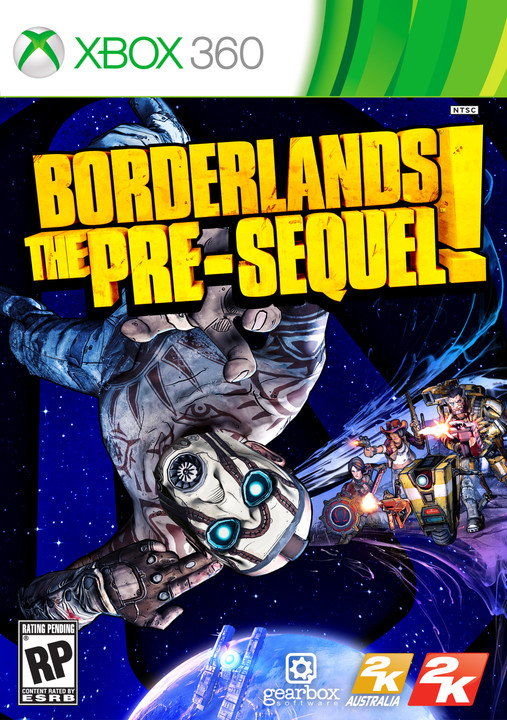 Borderlands: The Pre-sequel - X360