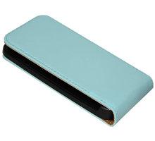 PATONA pouzdro pro Samsung Galaxy S4 mini (I9190), modrá hladká - PT8097