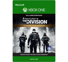 Tom Clancy's The Division: Gold Edition (Xbox ONE) - elektronicky - G3Q-00105