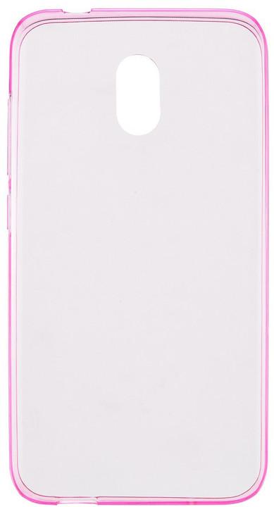 ALCATEL U5 3G Gelskin Cover, růžová