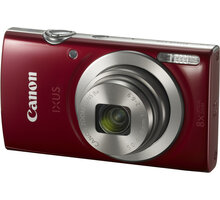 Canon IXUS 175, červená - 1097C001AA