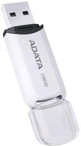 ADATA Classic C906 8GB, bílá