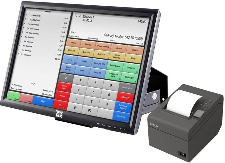 LYNX AiO CONTO MINI pokladní systém