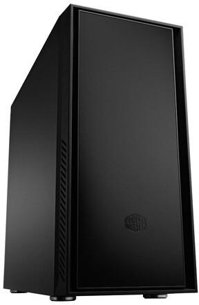 CoolerMaster Silencio 550 Mate, černá